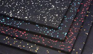 suelos de caucho para salas crossfit
